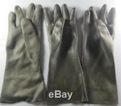 10 Paar ABC Gummihandschuhe Chemie NVA Handschuhe Gummiartikel DDR Fasching FDJ