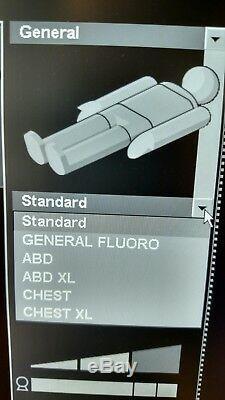 2007 Siemens Arcadis Avantic C-arm System