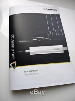2012 Carestream 6100 size 1 X-ray RVG Sensor dental kodak TESTED Auction