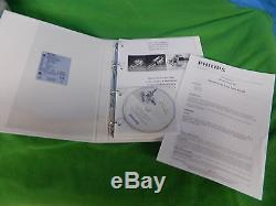 2016 Philips Medical X-Ray Tube SRO 33100 withManual & Disc