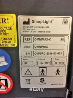 2016 Sharp Light medical spa laser machine equipment IPL HAIR REMOVAL YAG