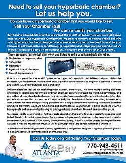 24 SEAL MILD Hyperbaric Chamber Newtowne Hyperbarics