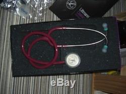 3M Littmann Classic III 5832 27-Inch lavender tube Stethoscope pre owned