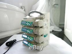 4 X B Braun Medical Perfusor Space IV Infusion Syringe Volume Pump Driver+dock