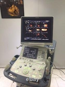 4D Ultraschallgerät Toshiba Aplio XG SSA-790A + 4 Sonden und Drucker Ultrasound