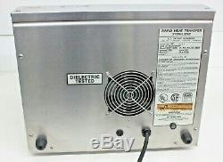 Alfa Medical Equipment Cox Rapid Heat Transfer Sterilizer RHT 1000