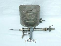 Antique Cooper Drenching Nug Medicine Dozing Tool Sheep Farmer Vet's Equipment