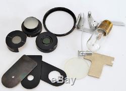 Auflichtmikroskop EPIGNOST Hellfeld / Dunkelfeld / Polarisation CARL ZEISS 4741
