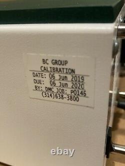 BC Group, USA FlowAnalyzer PFC-3000A Respiratory Medical Test Equipment