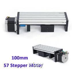 Ball Screw Linear Guide+57 Stepper Motor Use For Medical Machinery Equipment New