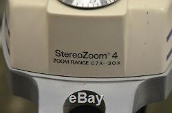 Bausch & Lomb Stereo Zoom 4 Microscope, PSU