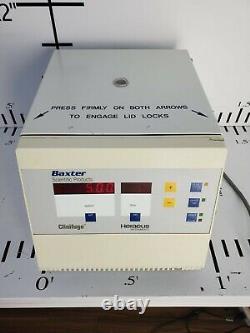 Baxter Heraeus Clinifuge 75003538 Centrifuge, Medical, Healthcare, Lab Equipment