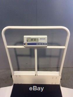 Befour Medichoice Scal49MC Wheelchair Scale, Medical, Healthcare, Exam Equipment