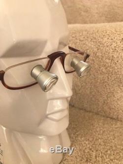 Binocular loupes zeiss lense heart surgery Magnifying lens Glass