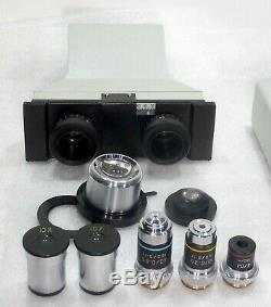 Binokulares Arzt Labor Mikroskop 40-400x (1000x) Option Dunkelfeld, Pol