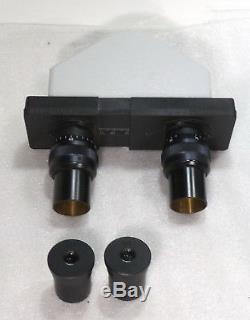 Binokulares Arzt Labor Mikroskop Hund V200 125-1250x Hellfeld (Dunkelfeld)