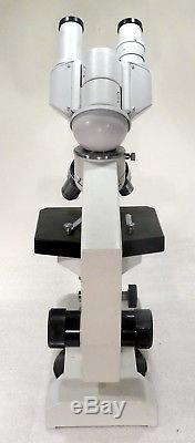 Binokulares Exkursions Labor Studien Mikroskop Vergrößerung ca. 95x 950x