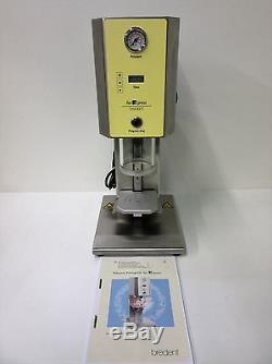 Bredent pneumatisches Vakuum-Pressgerät for 2 Press