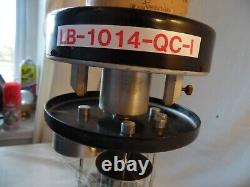 Brookfield Synchro-Lectro Viscometer Model RVF Medical Lab Equipment USA Made