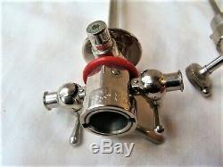 Brown Buerger Fiber Optic American Cystoscope Makers Wappler Medical Equipment