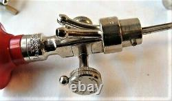 Brown Buerger Optical American Cystoscope Makers Wappler Medical Equipment