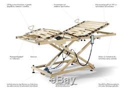 Burmeier Lippe IV Bett in Bett Pflegebett Krankenbett Betteinlegerahmen Rehabett