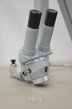CARL ZEISS OPMI 99 Microscope Head & Arm (13993 E13)
