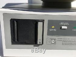 CENTRALSCOPE Station 12C Bedside Monitor Printer & Keyboard Medical Equipment