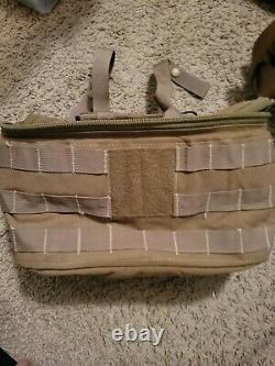 CLS Medical Bag plus various expired bandages/equipment and 2 tourniquets