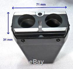 Carl Zeiss Jena Stereomikroskop PM XVI Stemi / Vergr. 25x (2,5-63x) sehr gut