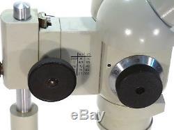 Carl Zeiss Jena Stereomikroskop SM XX Stemi / Zoom 4x 25x (100x) sehr gut