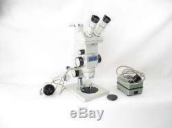 Carl zeiss jena technival mikroskop microscope mit okularen und