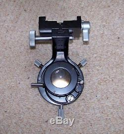 Carl Zeiss Standard WL Microscope Stand with Sub Stage and Lamp Housing. 4019517