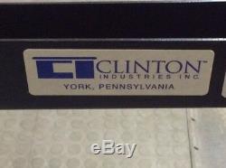 Clinton Industries 1010-27 Treatment Table, Medical, Healthcare, Exam Equipment