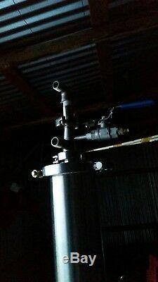 Closed Loop Extractor MK III Terpenator with Transforminator High Vol. Upgrade