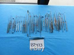Codman Jarit Storz V. Mueller Surgical ENT Instruments