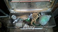 Comweld OXY-VIVA 2 Emergency Medical Oxygen Resuscitator Equipment