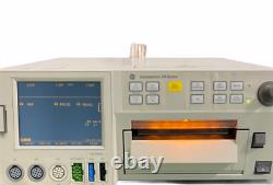 Corometrics 120 Series FETAL MONITOR MEDICAL EQUIPMENT -SK