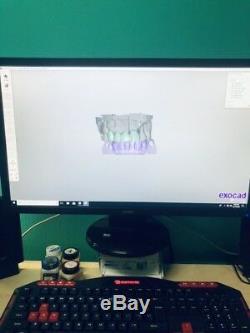 Dental Lab CAD Setup With Exocad And Medit Identica Scanner