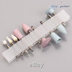Dental Resin Base Composite Polishing Kits Used for low-speed Sale Dental Supply