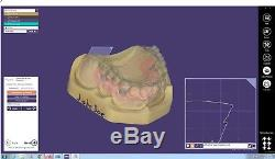 Dental lab CAD/CAM PC. Preinstalled Exocad 2018, inLab 18,3Shape Premium Designer