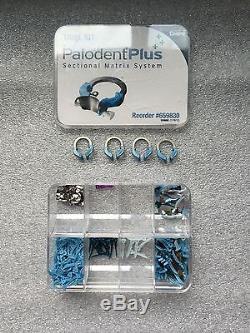 Dentsply Palodent Plus Sectional Matrix System Lot