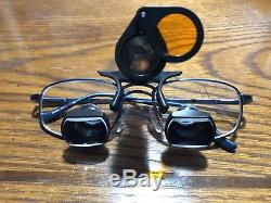 Designs for Vision Loupes 2.5x Magnification & LED