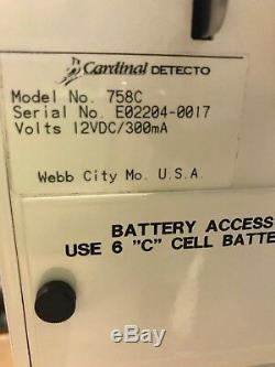 Detecto 758C Patient Lift, Medical, Healthcare, Patient Mobility, Exam Equipment
