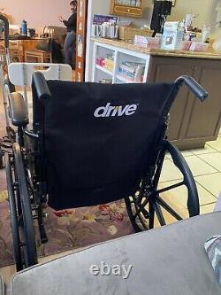 Drive Medical Cruiser III Wheelchair + More Mobility Equipment