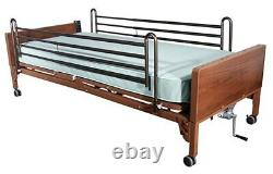 Drive Medical Delta UL 1000 Full-Electric Low Bed withAsst Medical Equip Extras