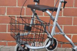 Drive Medical Migo Gehwagen Rollator Gehhilfe Gehstütze Mobilität Reha Pflege