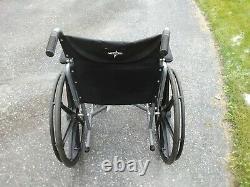 Durable Medical Equipment (Medline K-1 Basic) wheelchair