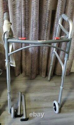 Durable Medical Equipment Wheelchair Shower Chair Walker Cane Stand Assit Bar