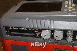 Eg&g Geometrics Es-2401 Exploration Seismograph With Cables